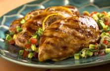 Peito de frango picante