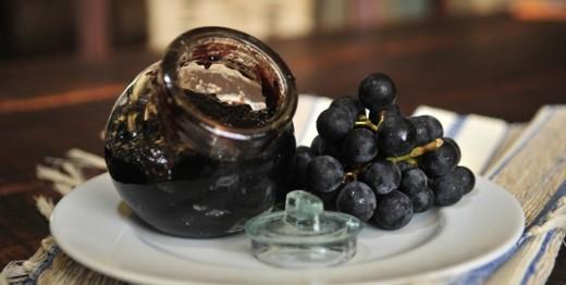 Geléia de uva